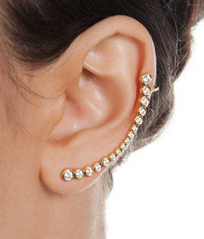 Ear Cuffs Trend 2016-pearls