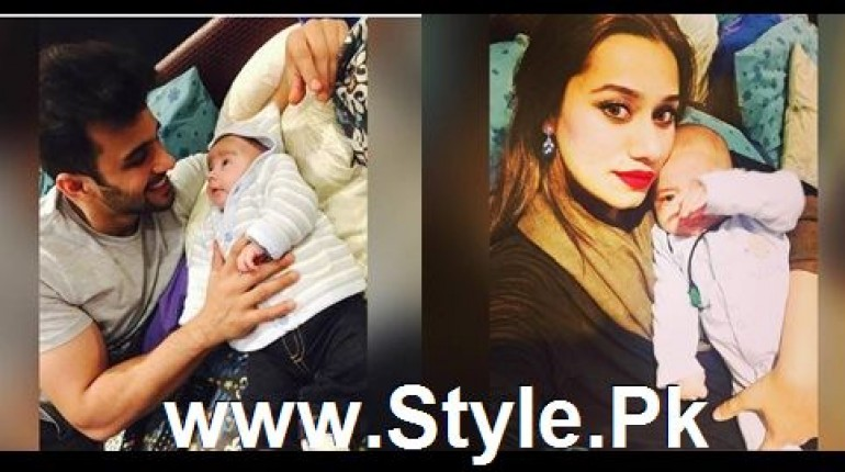 See Family pictures of Singer Fahad Sheikh