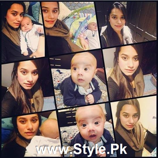 Family pictures of Singer Fahad Sheikh (2)
