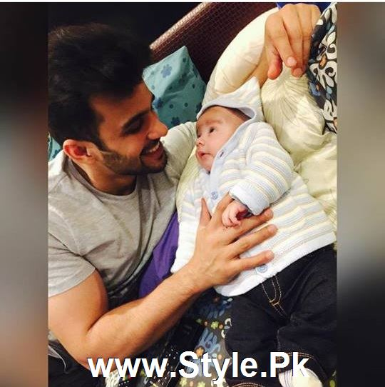 Family pictures of Singer Fahad Sheikh (3)