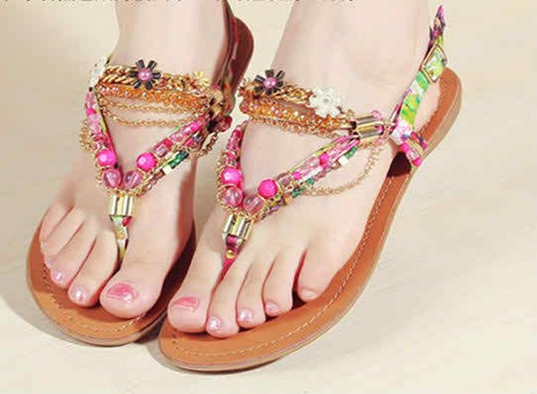 Flat Shoes Trend 2016 For Women