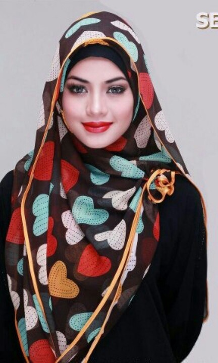 Formal Hijab Styles 2016-party