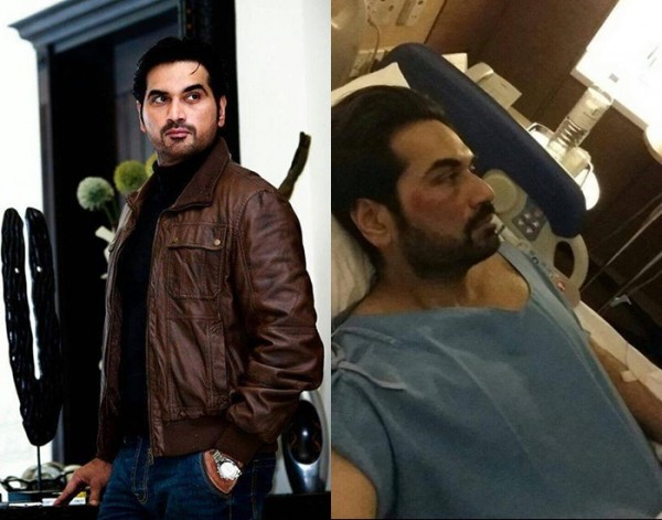 Humayun Saeed accident