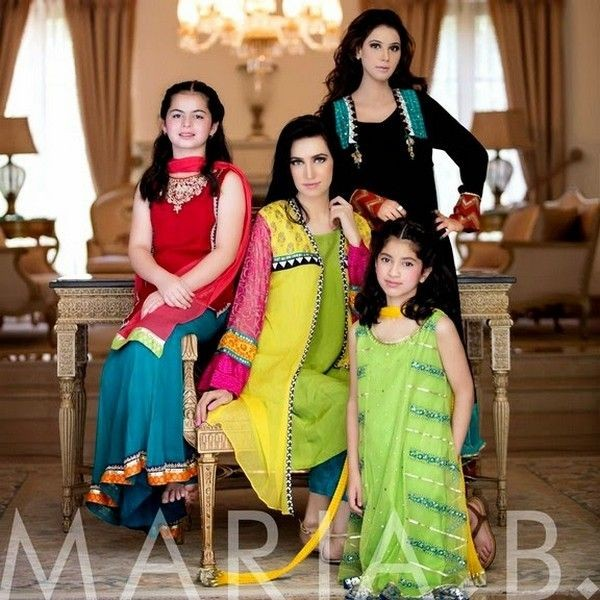 Kids Fancy dresses 2016 in Pakistan-3
