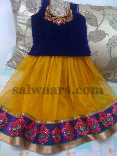 Kids Fancy dresses 2016 in Pakistan-net