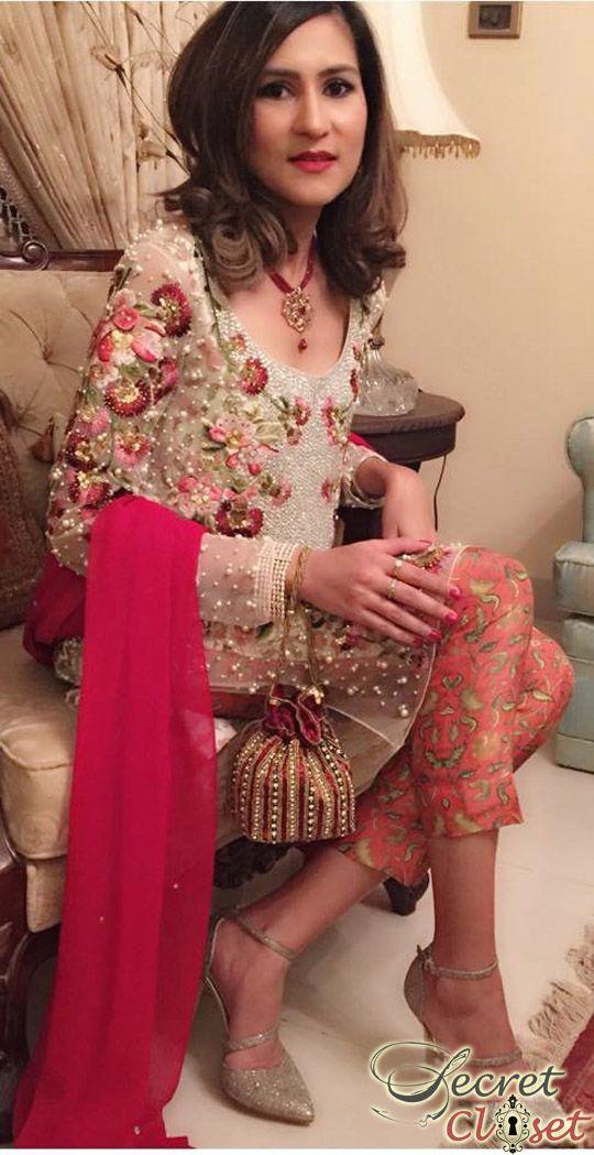 Pakistani Fancy Dresses For Ladies