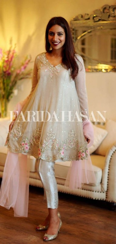 Farida Hassan Ladies Fancy Dresses