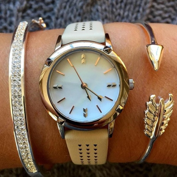 Latest Watches for Girls 2016- arrow