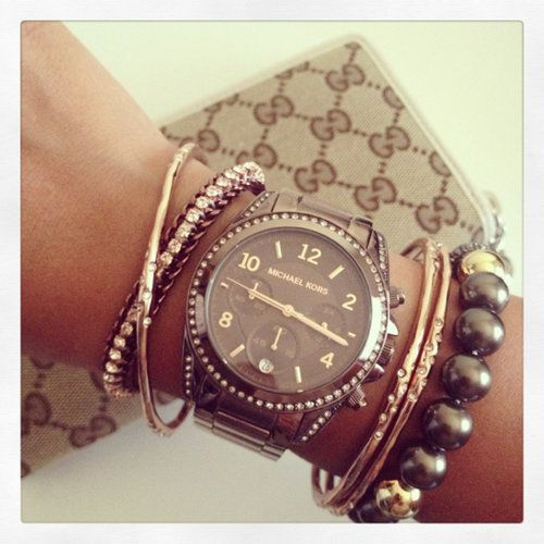 Latest Watches for Girls 2016- braslets