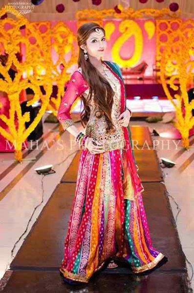Multi Color  Lehenga Choli dresses