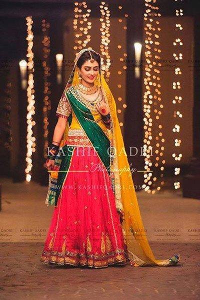 Beautiful Lehenga Choli dresses