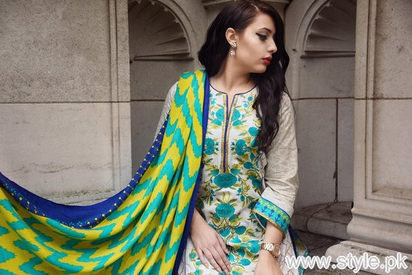 Nimsay Winter Dresses 2016 For Girls 3