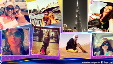 Pakistani celebrities During Travelling