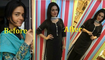 Sumbul Iqbal is back with new looks
