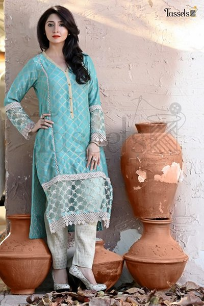 Tassels Winter Collection 2015 For Women