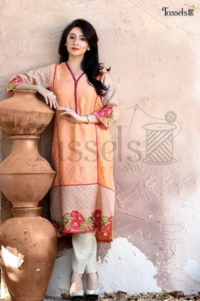 Tassels Winter Collection 2015 For Women001