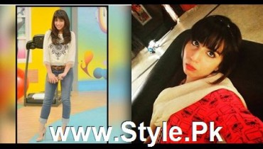 See Ushna Shah in new haircut