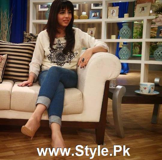 Ushna Shah in new haircut (3)