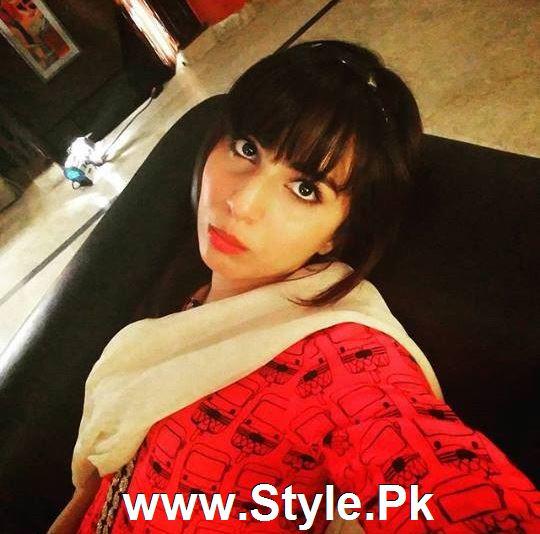Ushna Shah in new haircut (4)