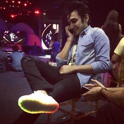 Uzair Jaswal shoes