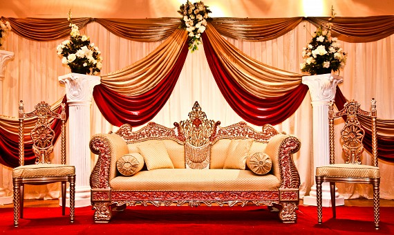 Wedding  Stage Decoration Ideas 2016-barat