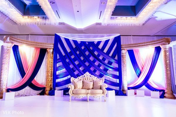 Wedding  Stage Decoration Ideas 2016-blue blue