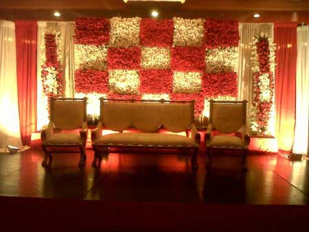 Wedding  Stage Decoration Ideas 2016-flowers