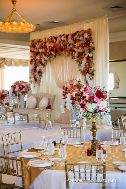 Wedding stage decoration ideas 2016 for Wedding interior decoration images