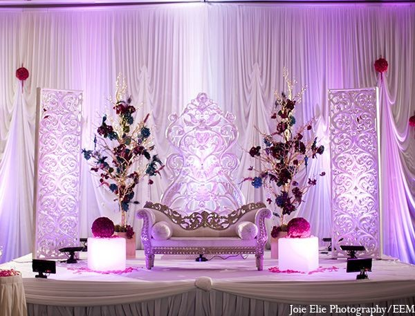 Wedding stage decoration ideas 2016 for Backdrops for stage decoration