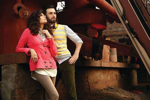 Yellow Winter Collection 2015 - 2016 For Men And Women0010