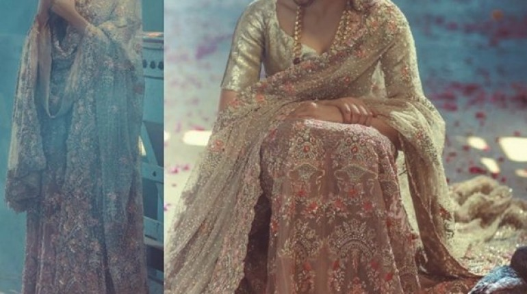 30cabf21 Zara Shahjahan Bridal Wear Collection 2016 For Women - Style.Pk