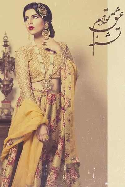 dac05c8cf0 For the fashion lovers here we will going to place up with some pictures of  the breath-taking Zara Shahjahan bridal wear collection 2016 for women.