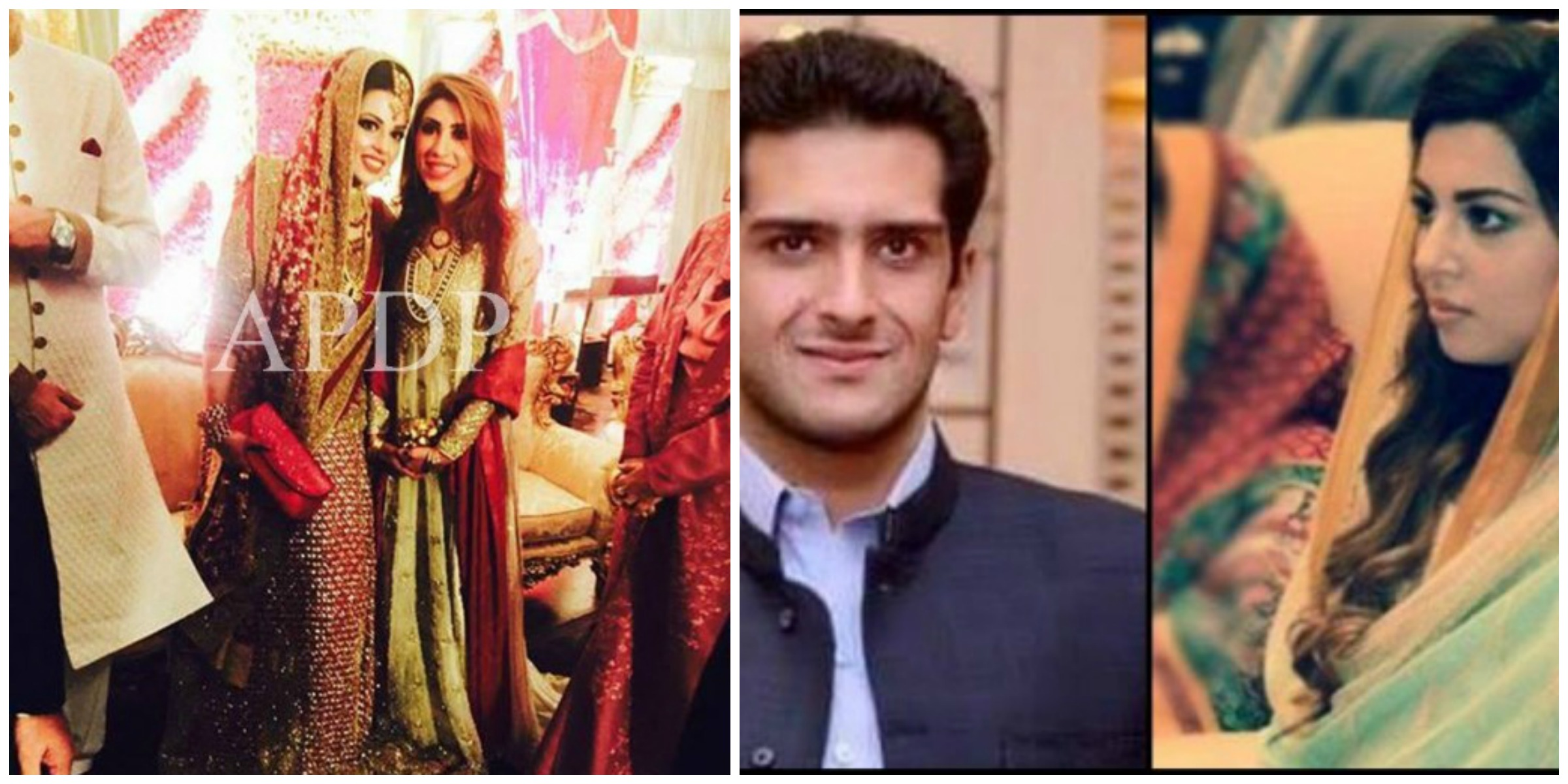 Maryam Nawaz Daughter's Wedding Pictures | Style.Pk: style.pk/maryam-nawaz-daughters-wedding-pictures