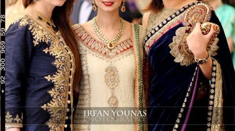 Ladies Fancy Dresses 2017 in Pakistan