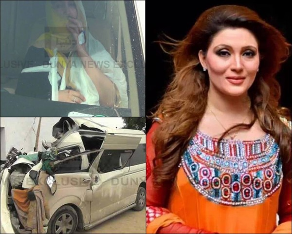 stage actress Khushboo accident