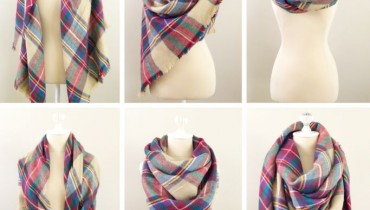 winter scarf trend 2016