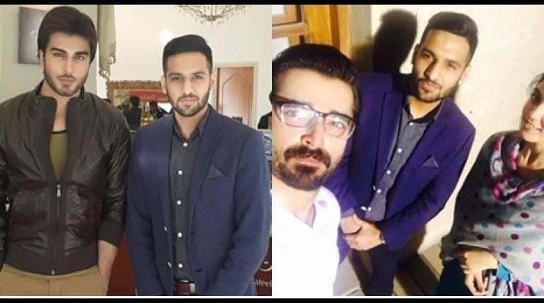 See Cast of Tum Kon Piya and Mann Mayal with Zaid Ali