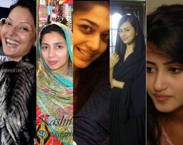 Casual Clicks of Pakistani Celebrities- 4
