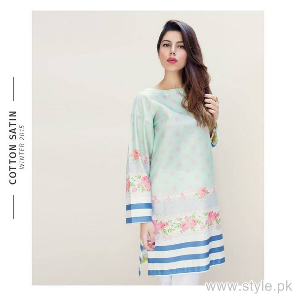 Coco by Zara Shahjahan Winter Collection 2016 For Girls 3