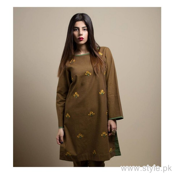 Coco by Zara Shahjahan Winter Collection 2016 For Girls 8
