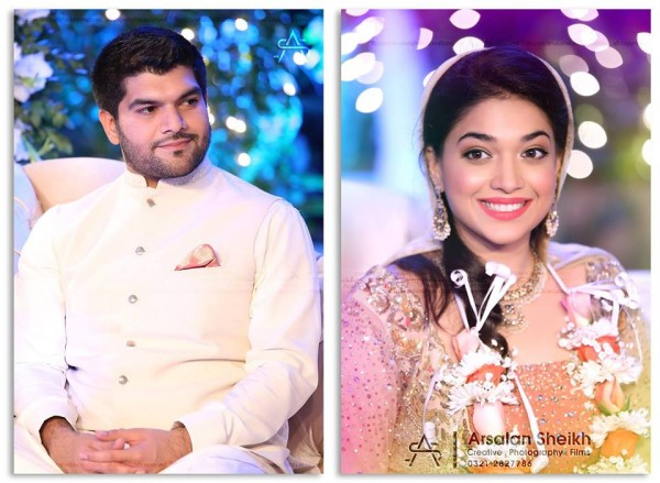 Exclusive pictures from Sanam Jung's Mehndi+Nikkah Ceremony (4)
