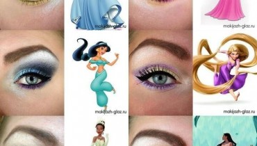 Eye Makeup for Disney Lovers