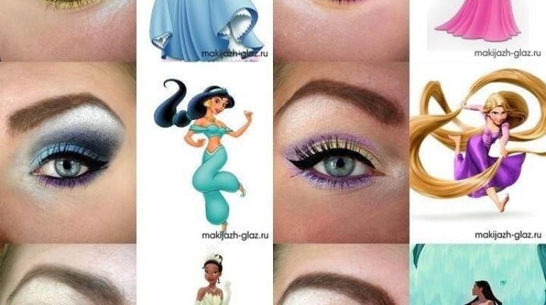 Eye Makeup for Disney Lovers
