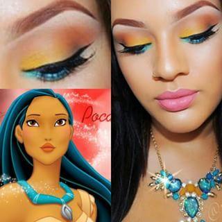 Eye Makeup for Disney Lovers- 2016