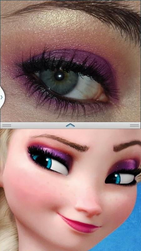 Eye Makeup for Disney Lovers-lara