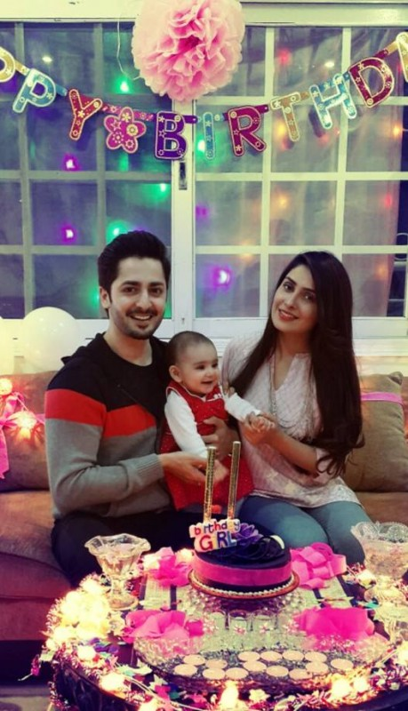 Family Moments from Ayeza Khan's Birthday (2)
