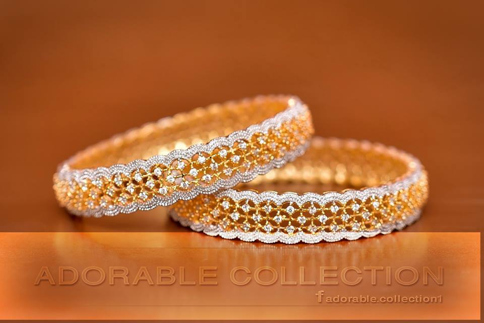 Gold Plated bangles deigns for brides 2016 (5)