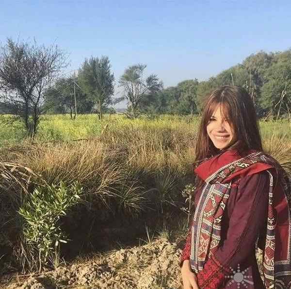 Latest Pictures Of Kalki Koechlin Visits Pakistan