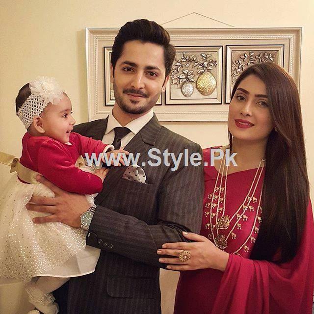 Latest Clicks Of Ayeza Khan And Danish Taimoor