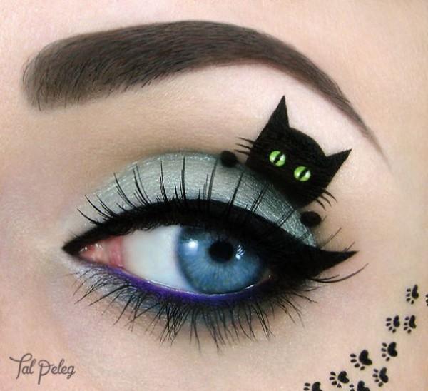 Make up Art- cat